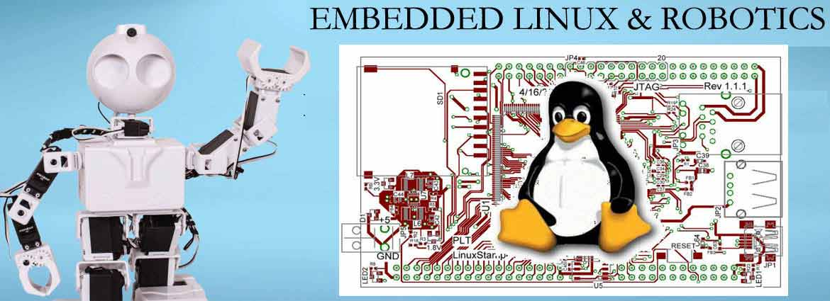 Embedded linux and robotics course bangalore