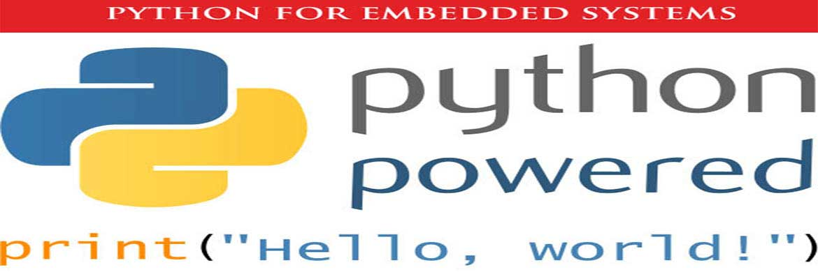 Embedded systems in python bangalore