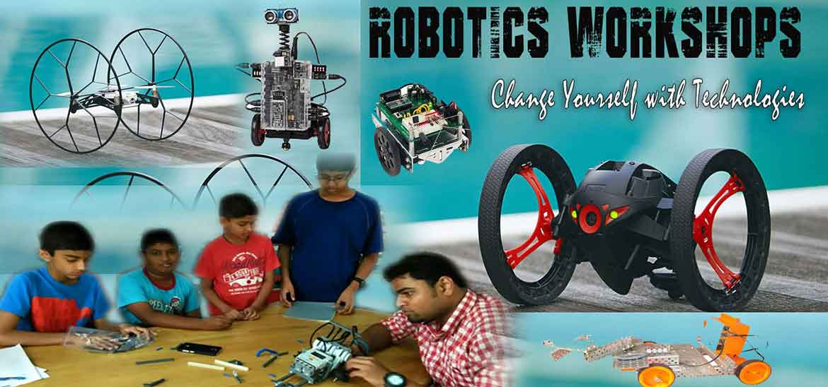 Robotics Classes Camps And Workshops For Kids In Bangalore